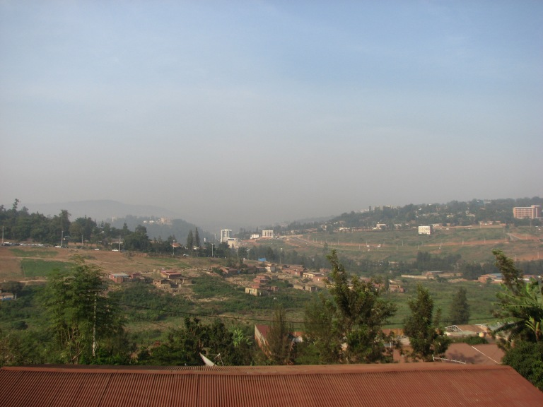 The View In Kigali