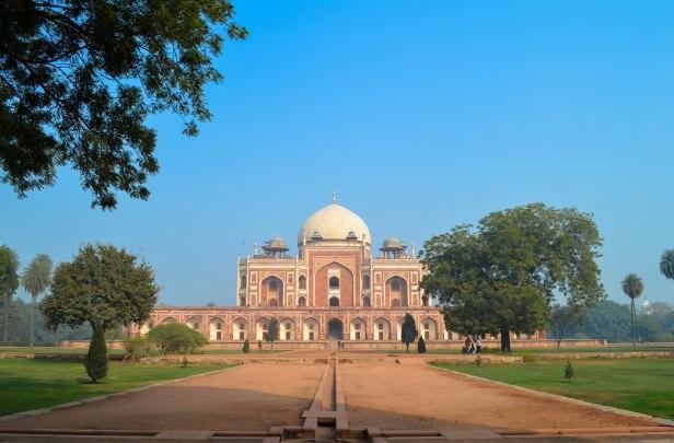 Humayun's Tomb.